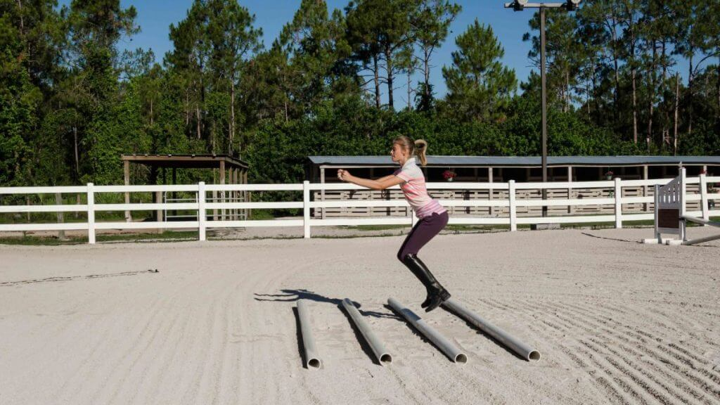 5 Equestrian Workouts To Improve Strength Swan Training